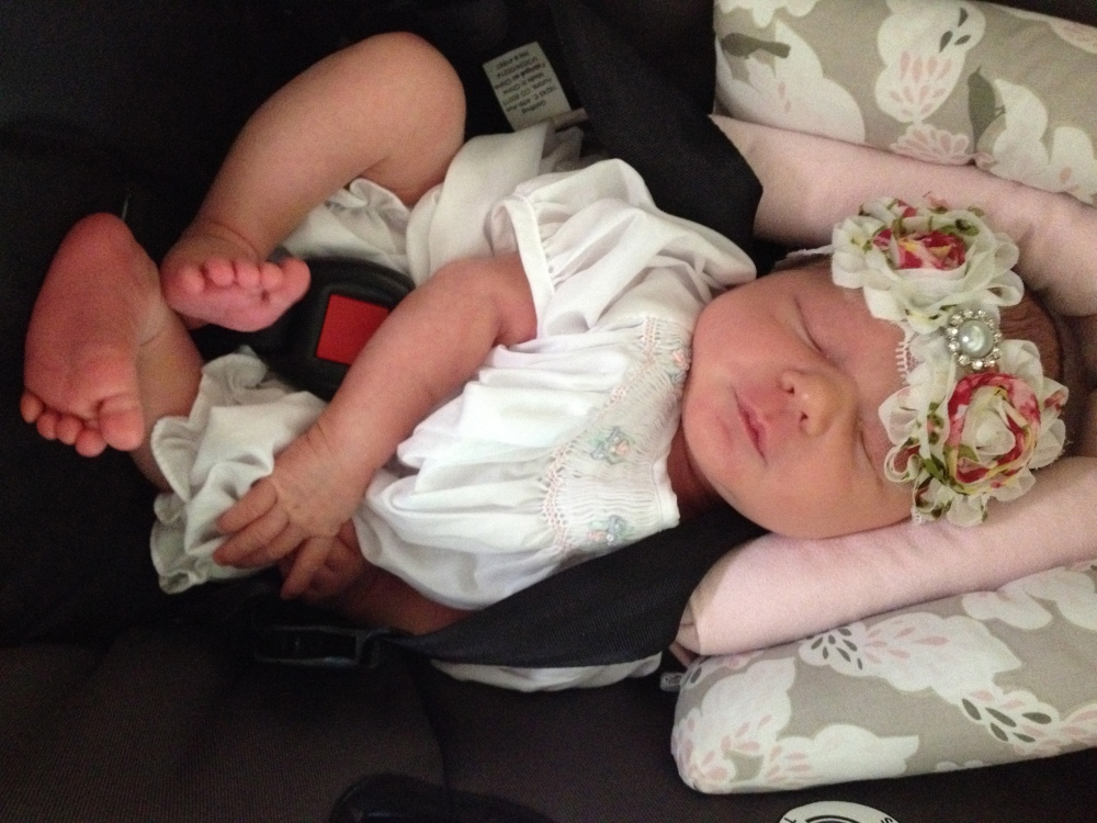 Life Update: Welcoming Baby Cora Virginia (1/6)