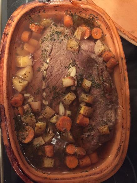 Pot roast.